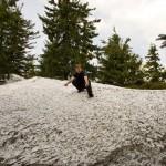 Sníh na Smrku